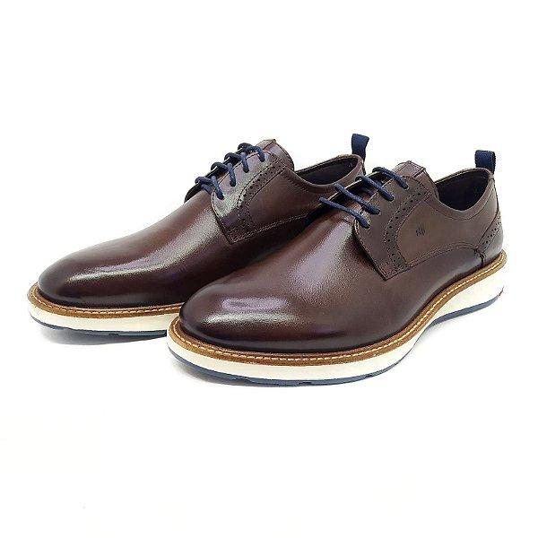 Sapato London Mogno Rafarillo