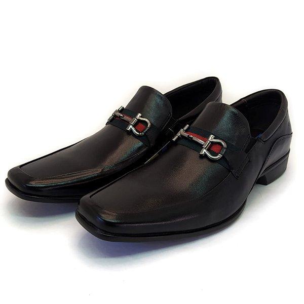 Sapato Social Preto Rafarillo