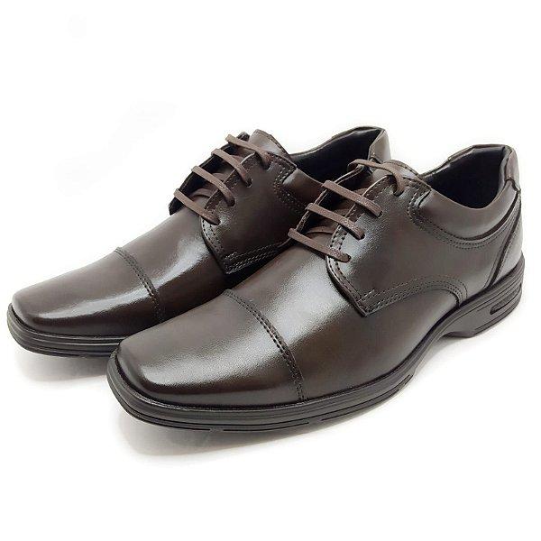 Sapato Social Castanho 2Walk