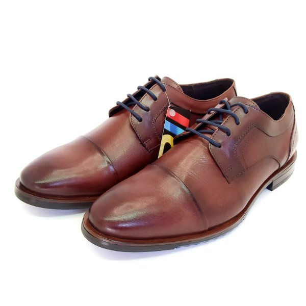 Sapato Metrópole Mogno Rafarillo