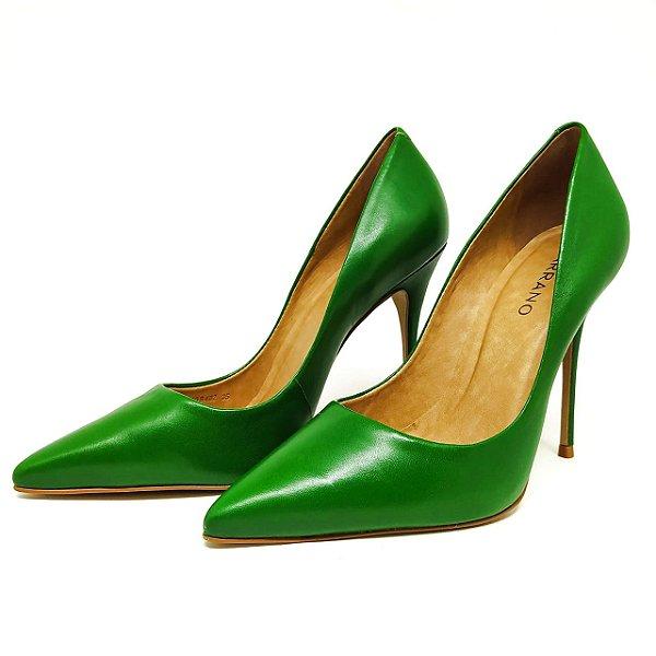 Scarpin Carrano Loreta Verde