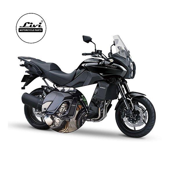 Protetor Motor Kawasaki Versys 1000 até 2015