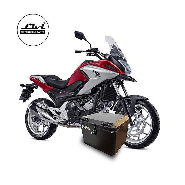 Top Case 43 litros Honda NC700 / 750