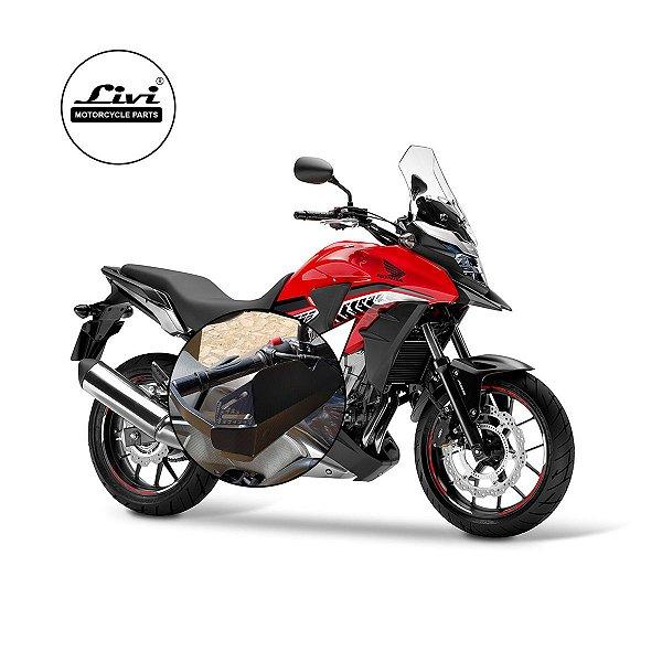 Protetor Mão Envolvente Honda CB 500X ATÉ 2019