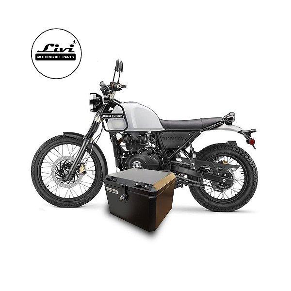 Top case Livi 43 litros moto Royal Enfield Himalayan