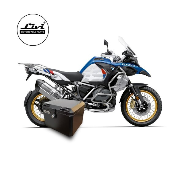 Baú Top Case para BMW R 1250 GS 43 litros