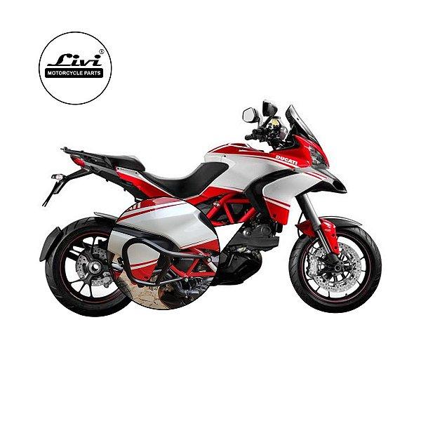 Protetor Motor Carenagem Ducati Multistrada 2010 - 2015