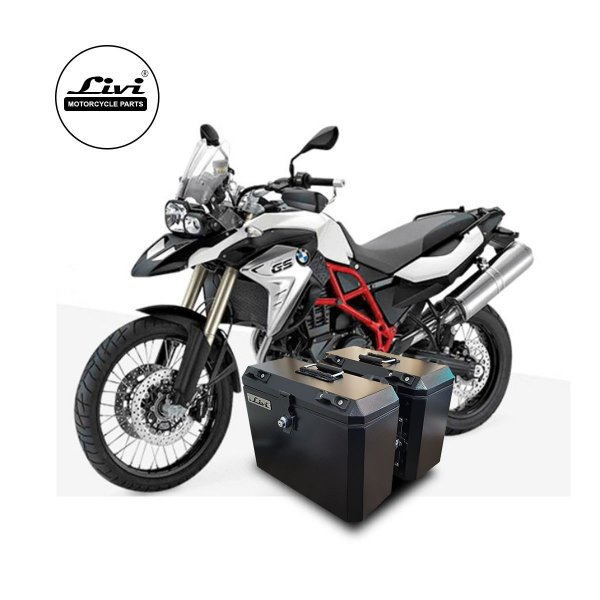 Baús Laterais BMW F800 GS