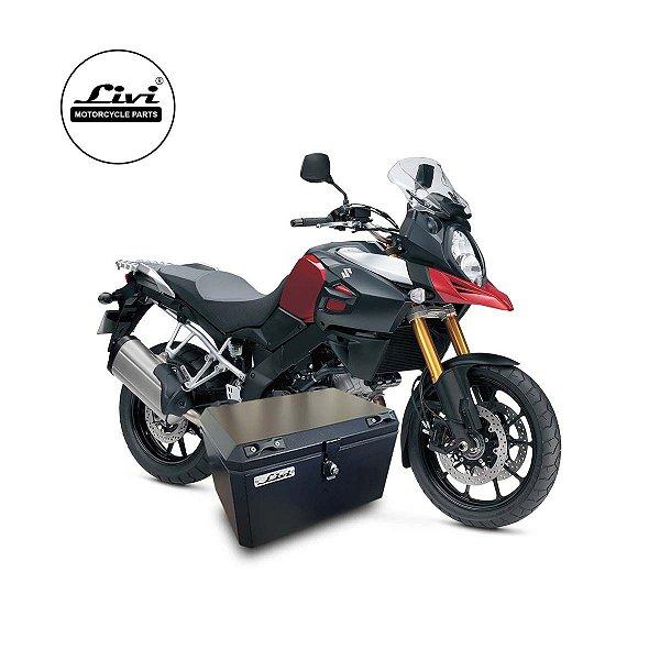 Top case 50 litros Suzuki V-Strom 1000 ( 2014 em diante) + suporte.