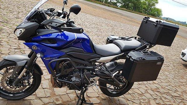 Baú Central Top Case 50 Litros Livi Exclusivo Para Moto Yamaha MT-09 TRACER