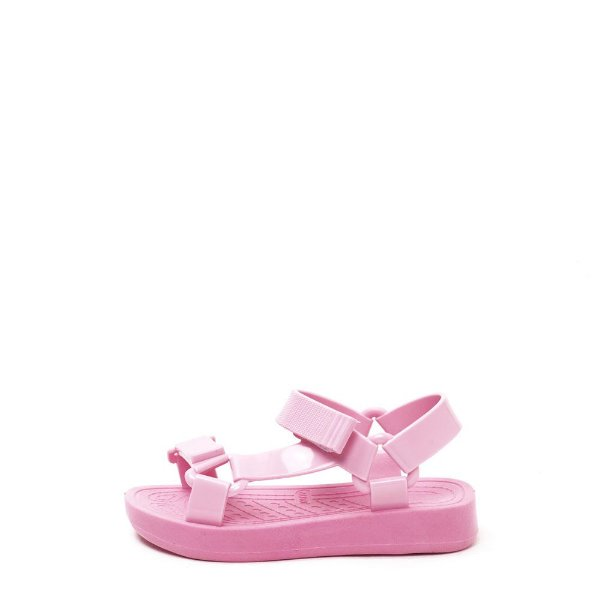 Sandalia Papete Infantil Gasf Rosa INF027