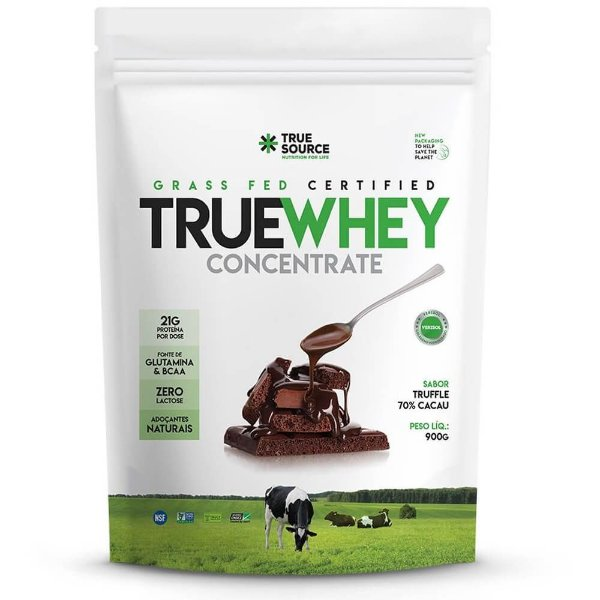 TRUE WHEY CONCENTRATE 900G