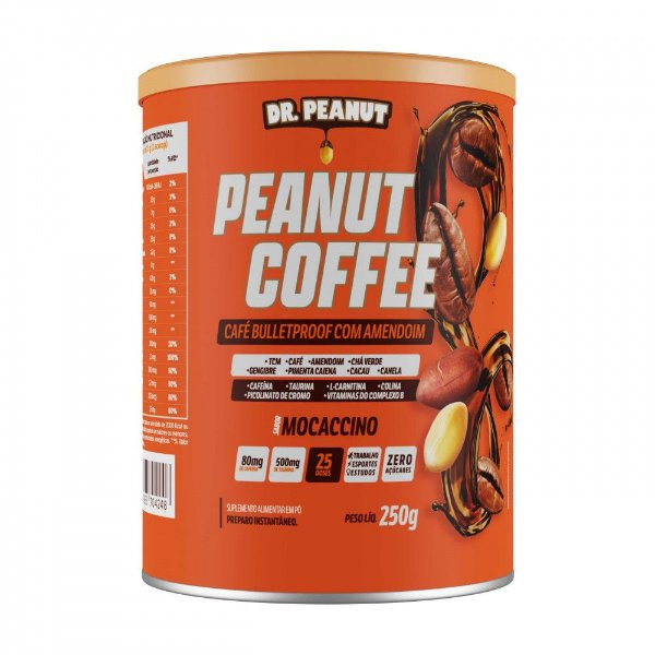 PEANUT COFFEE 250G