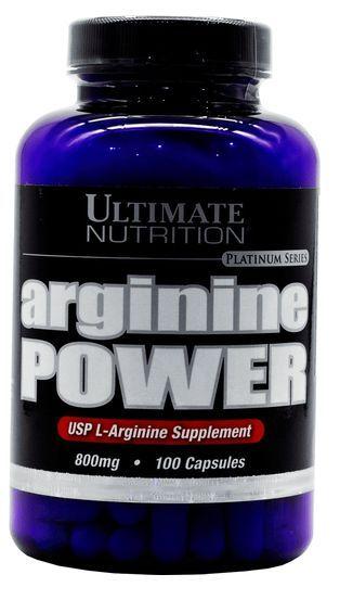 ARGININE POWER 100CAPS