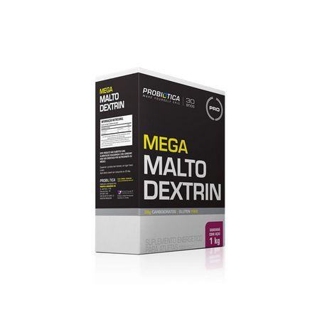 MEGA MALTO DEXTRIN PROBIOTICA 1000G