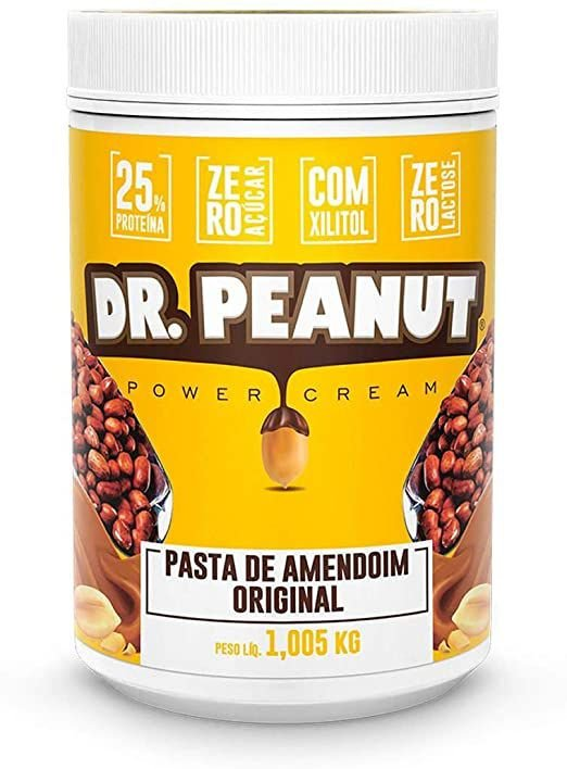 PASTA DE AMENDOIM DR. PENO PEANUT 1300