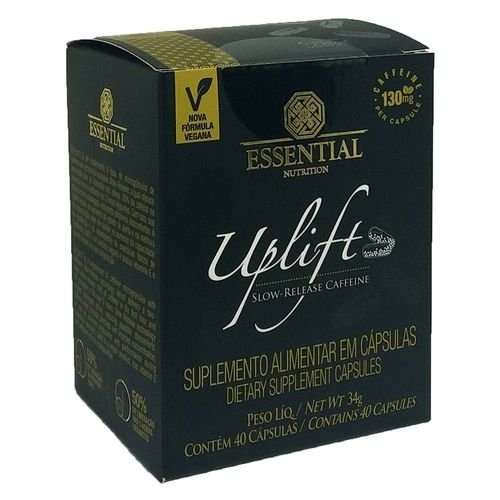 UPLIFT 40 CAPS THERMOGENIC ESSENTIAL NUTRITION