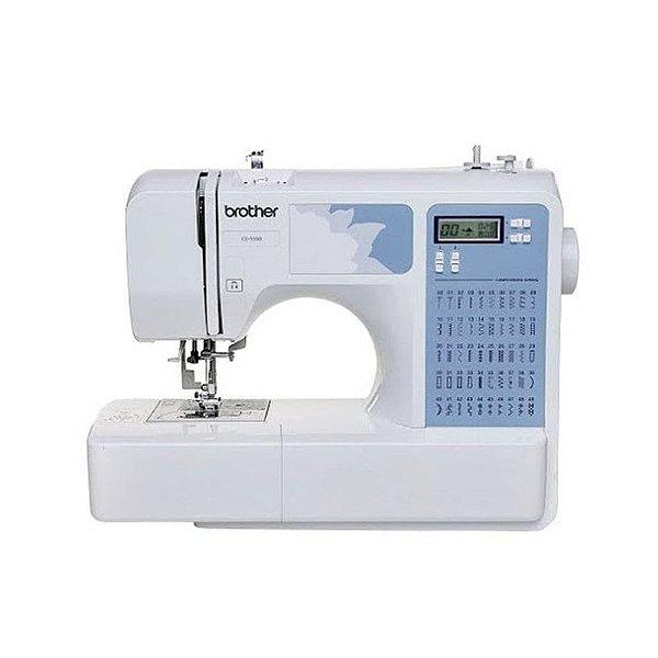 Máquina de Costura Brother CE5500DV para Quilt e Patchwork