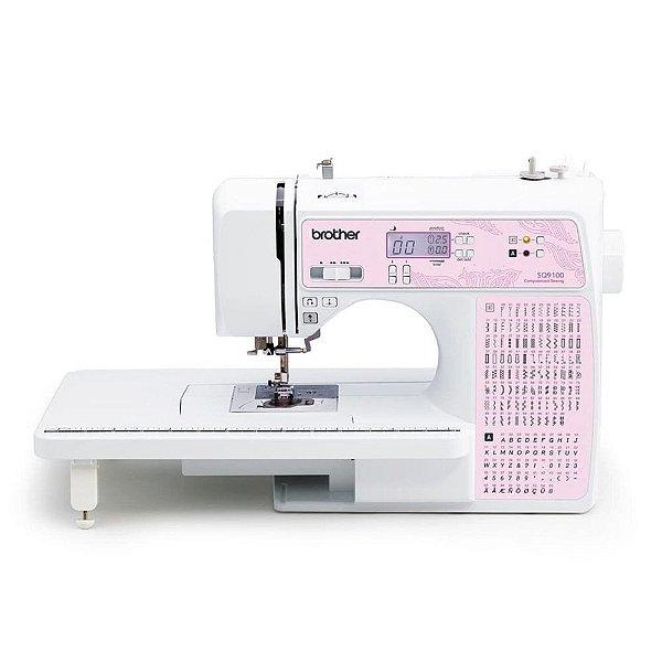 Máquina de Costura Brother SQ9100 Ideal para Quilt e Patchwork