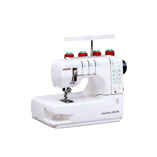 Máquina de Costura Galoneira Doméstica Janome 1000CPX