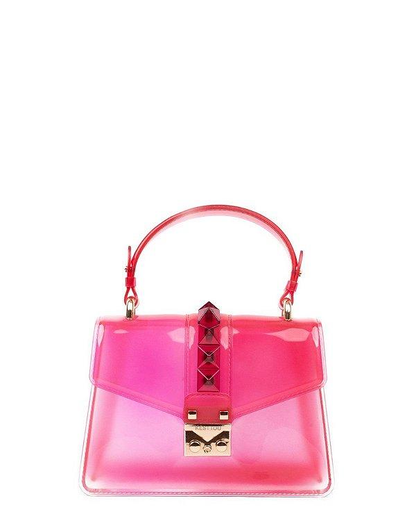 Bolsa Satchel Kesttou BK008 Pink - Unidade
