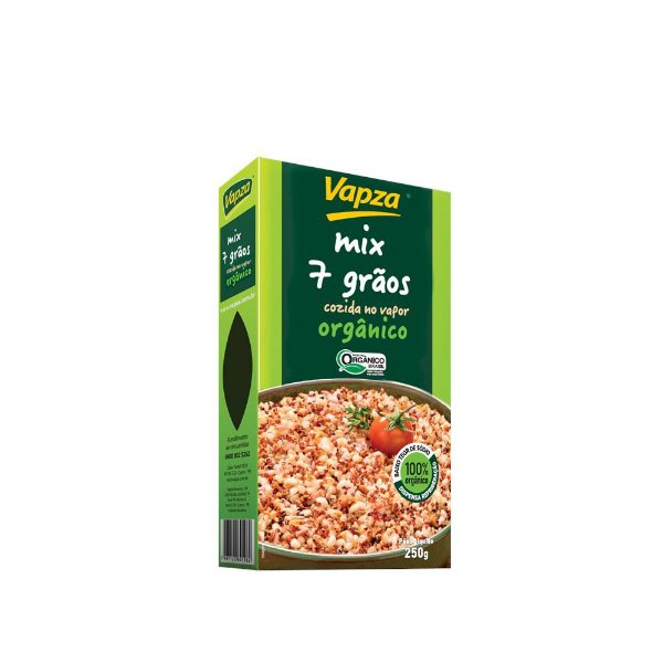 Mix 7 grãos Orgânico Vapza