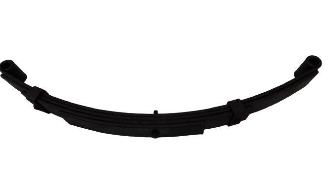 Feixe de mola 4 lâminas 720mm GMS 170