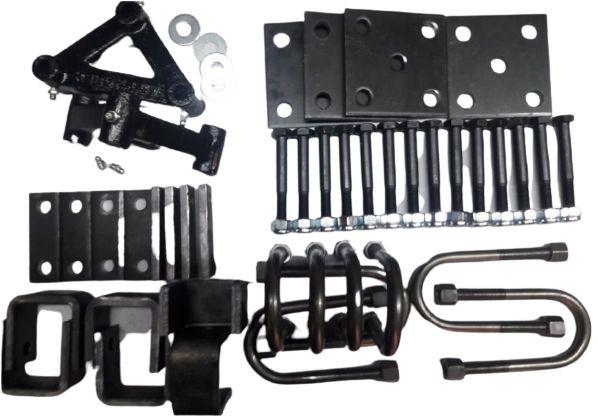 kit fixação completo para suspensão carreta truck