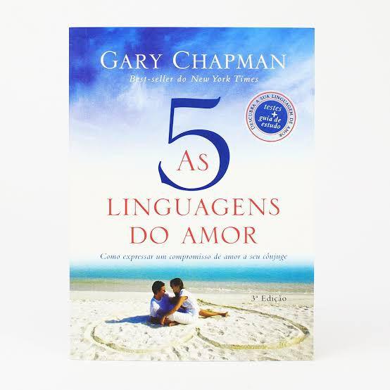 Livro As Cinco Linguagens do Amor