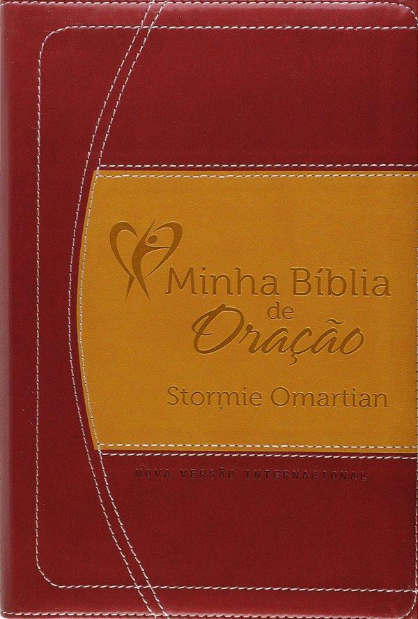 BIBLIA MINHA BIBLIA DE ORAÇÃO
