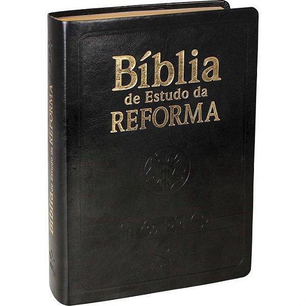 BIBLIA DE ESTUDO DA REFORMA