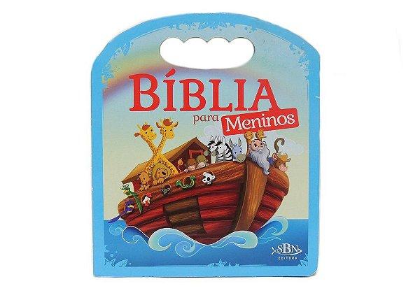 BÍBLIA PARA MENINOS