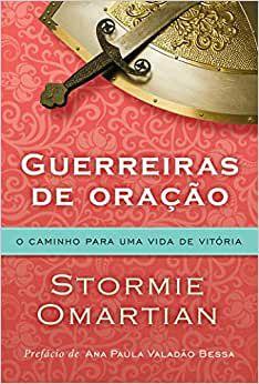 LIVRO GUERREIRAS DE ORACAO