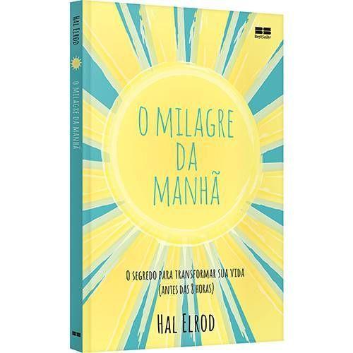 LIVRO O MILAGRE DA MANHA