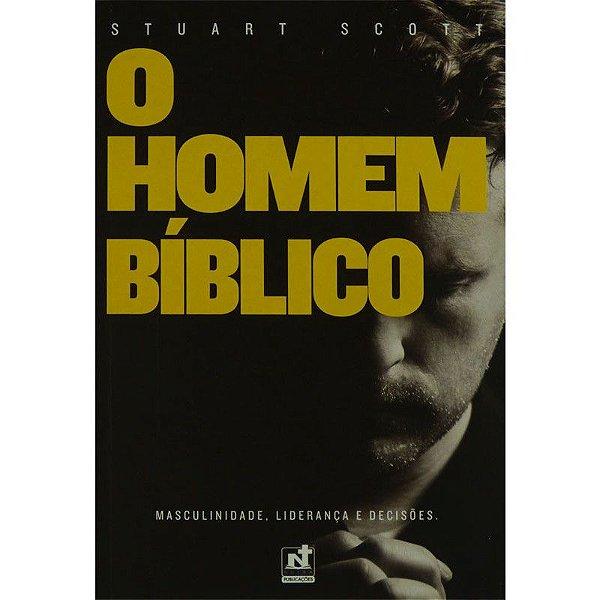 LIVRO O HOMEM BIBLICO