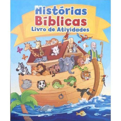 LIVRO HISTORIAS BIBLICAS LIVRO DE ATIVIDADES