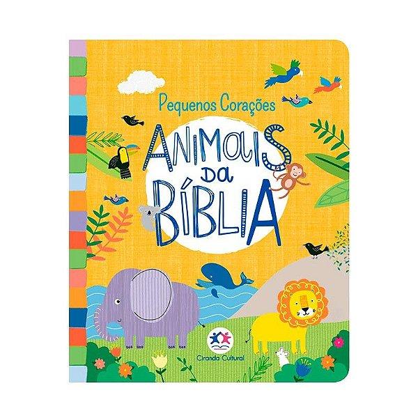 ANIMAIS DA BIBLIA PEQUENOS CORAÇÕES