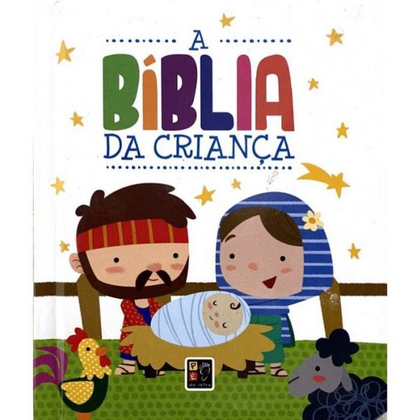 A BIBLIA DA CRIANCA
