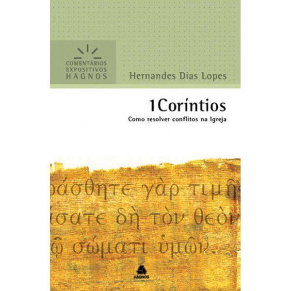 LIVRO 1 CORINTIOS COMENTARIOS EXPOSITIVOS