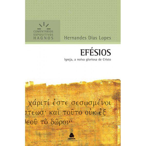 LIVRO EFESIOS COMENTARIOS EXPOSITIVOS