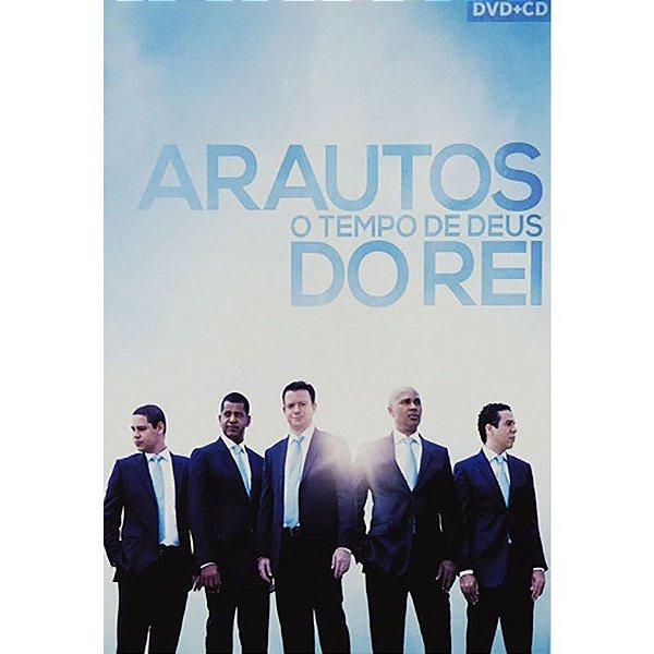 DVD ARAUTOS DO REI O TEMPO DE DEUS