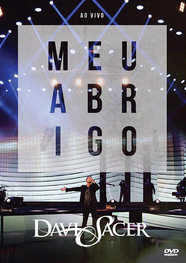 DVD DAVI SACER MEU ABRIGO