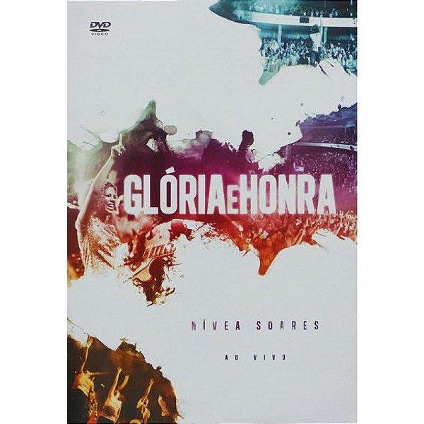 DVD NIVEA SOARES GLORIA E HONRA AO VIVO