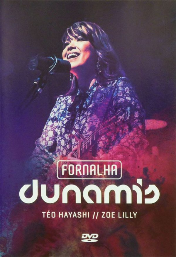 DVD FORNALHA DUNAMIS TEO HAYASHI ZOE LILY