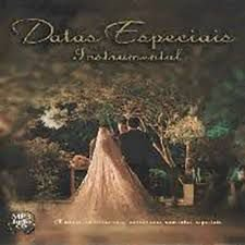 CD MP3 INSTRUMENTAL DATAS ESPECIAIS