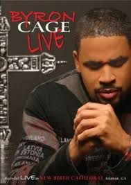 DVD BYRON CAGE LIVE