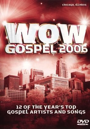 DVD WOW GOSPEL 2006
