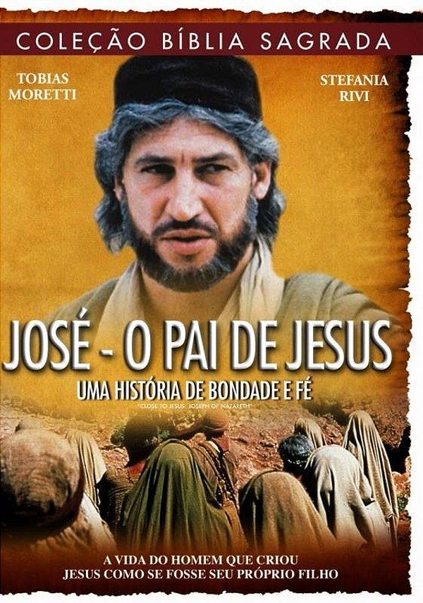DVD COLECAO BIBLIA SAGRADA  JOSE O  PAI DE JESUS