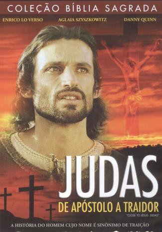 DVD COLECAO BIBLIA SAGRADA JUDAS DE APOSTOLO A TRAIDOR
