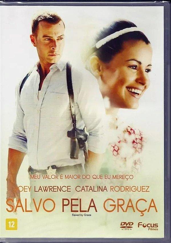 DVD SALVO PELA GRACA
